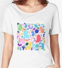 Jelly beans Women's Relaxed Fit T-Shirt
