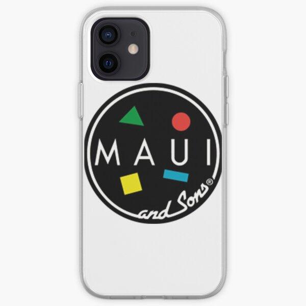 MAUI et ses fils Coque souple iPhone