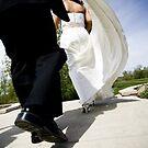 windy wedding by missmunchy