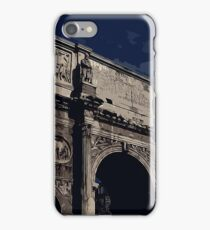 Ancient Rome - Triumphal Arch of Constantine iPhone Case/Skin
