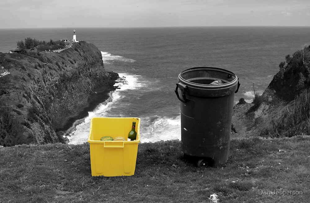 Reduse, Reuse, Recycle by Dan Jesperson