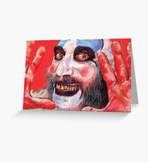 Don't You like Clowns?  Greeting Card