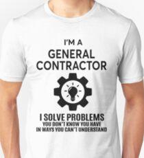 GENERAL CONTRACTOR - NICE DESIGN 2017 Unisex T-Shirt