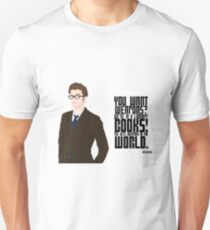 Doctor Books Unisex T-Shirt
