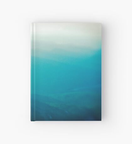 Vancouver Island from the air Hardcover Journal