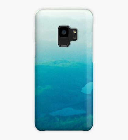 Vancouver Island aerial Case/Skin for Samsung Galaxy