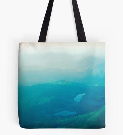 Vancouver Island aerial Tote Bag