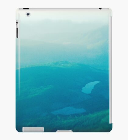 Vancouver Island aerial iPad Case/Skin