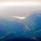 Aerial lensbaby by Mel Brackstone