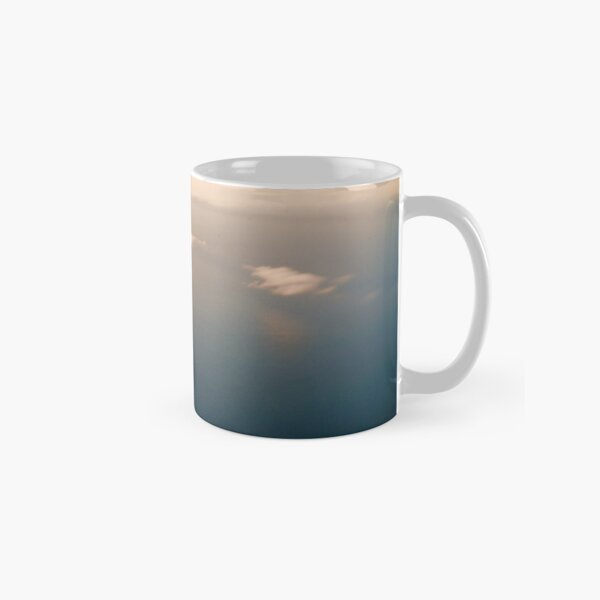 Cloud reflections  Classic Mug