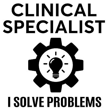 CLINICAL SPECIALIST - NICE DESIGN 2017 by piperjordan