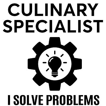 CULINARY SPECIALIST - NICE DESIGN 2017 by piperjordan