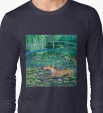 Greympressionism Long Sleeve T-Shirt