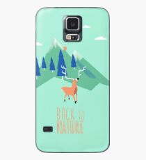 Back to nature Coque et skin Samsung Galaxy