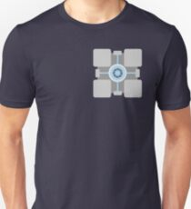Weighted Cube - Portal T-Shirt