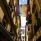 Rainbow Flags Decorating Madrid for WorldPride 2017 Celebrations by Georgia Mizuleva