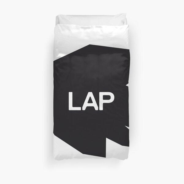 LAP logo Duvet Cover