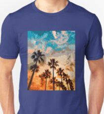 Malibu Beach - Heaven's Sky T-Shirt