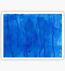 background _blue Sticker