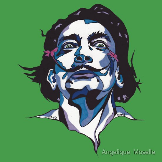 TShirtGifter presents: Salvador T-shirt