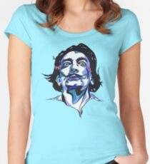 Salvador T-shirt Women's Fitted Scoop T-Shirt