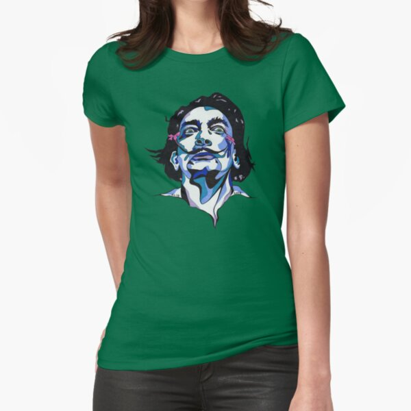 Salvador T-shirt Fitted T-Shirt