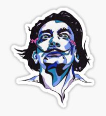 Salvador T-shirt Sticker