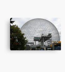 biosphere Canvas Print