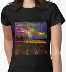 Choices, var.1 Womens Fitted T-Shirt