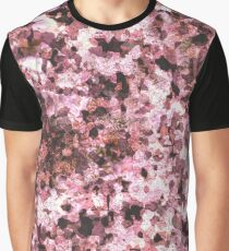 coral Graphic T-Shirt