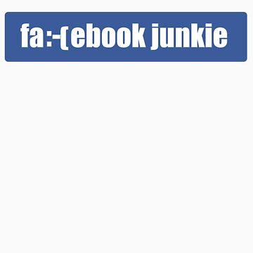 Facebook Junkie by bleez