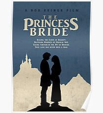 The Princess Bride Poster  Poster