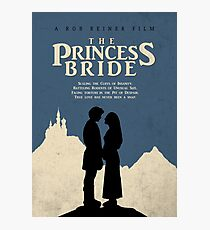 The Princess Bride Poster  Photographic Print