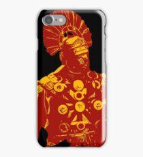 Roman Warrior - Centurion  iPhone Case/Skin