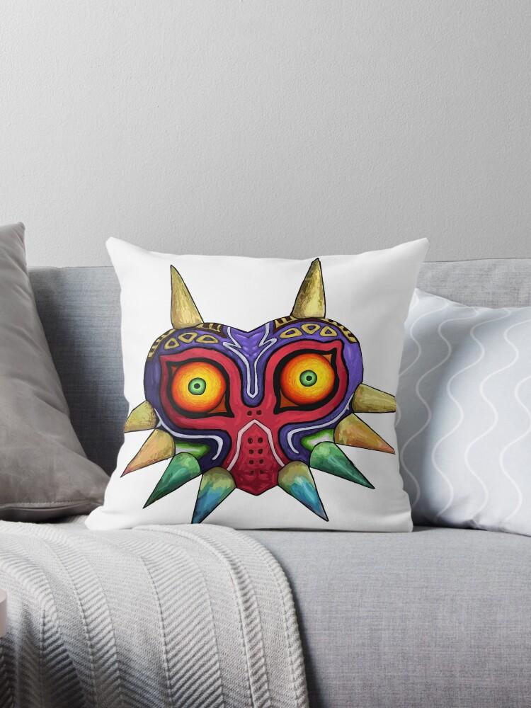 «Máscara de Majora, Zelda» de yowisy