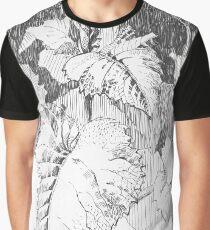 Botanical Graphic T-Shirt