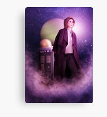 Doctor Who - Thirteenth Doctor Concept Art Canvas Print