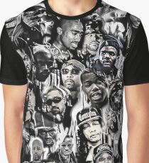 gangster rap icons Graphic T-Shirt