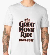 The Great Movie Ride Goodbye Men's Premium T-Shirt