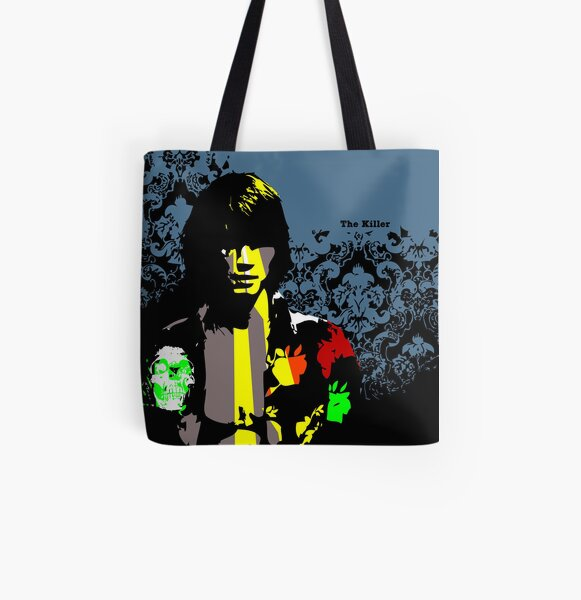 The KILLER All Over Print Tote Bag