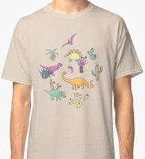 Dinosaur Desert Classic T-Shirt