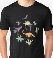 Dinosaur Desert T-Shirt