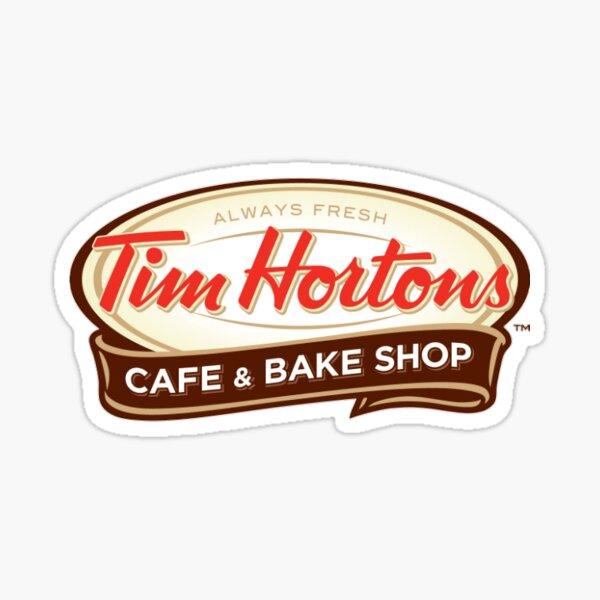 Tim Hortons Sticker