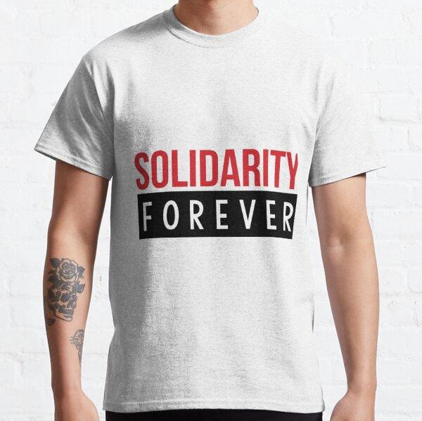 Solidaridad para siempre - Billy Elliot Camiseta clásica