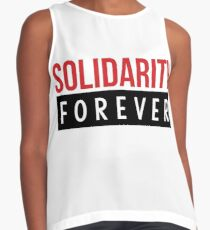 Solidarity Forever - Billy Elliot Contrast Tank