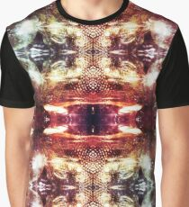 Glass Heads Pattern - Psychedelic - Sci-Fi Graphic T-Shirt