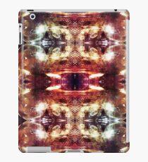 Glass Heads Pattern - Psychedelic - Sci-Fi iPad Case/Skin