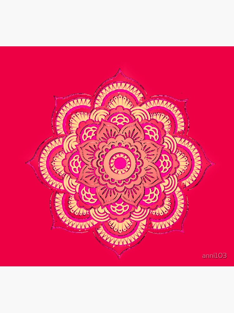Namaste in Red by anni103