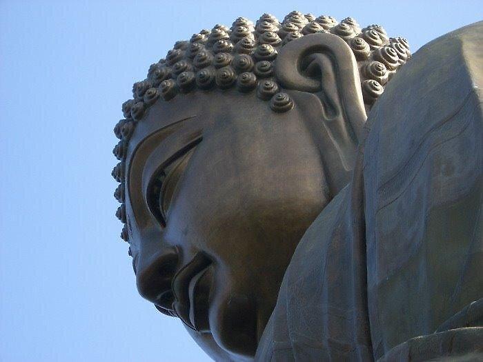 Buddha....2 by scorpionscounty