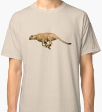 Cheetah on the run Classic T-Shirt